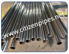304 Inner/Outside Polished Stainless Steel Seamless Pipe