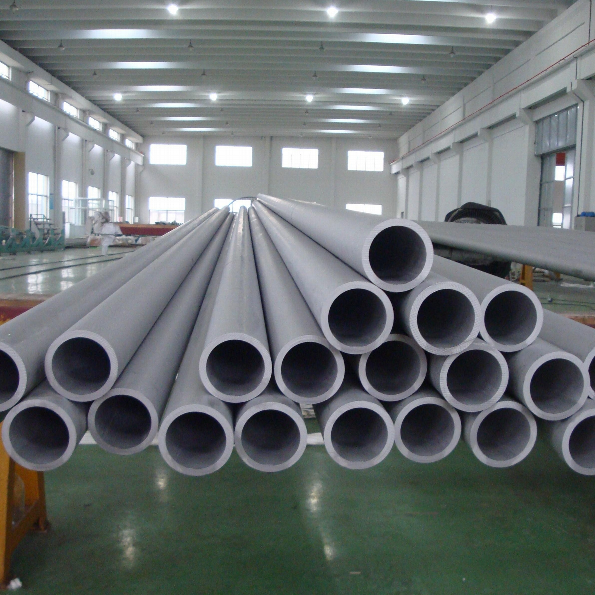Stainless Steel Seamless Pipes Stainless Steel Seamless