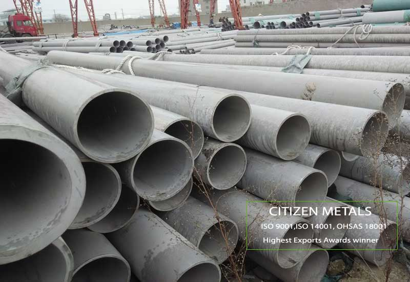 321 Stainless Steel Seamless Pipe & Tube