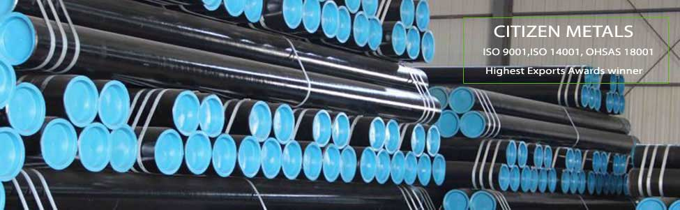 IBR Certified Pipe & IBR Approved Tube