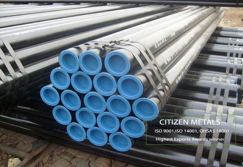 ASTM A335 Alloy Steel Seamless Pipe & Tube