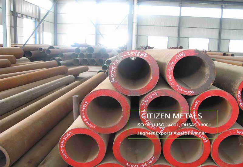 ASTM A335 Grade P91 NACE Alloy Seamless Pipe