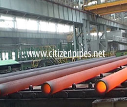 ASTM A790 Super Duplex Steel UNS S32750 Pipe Suppliers in Turkey