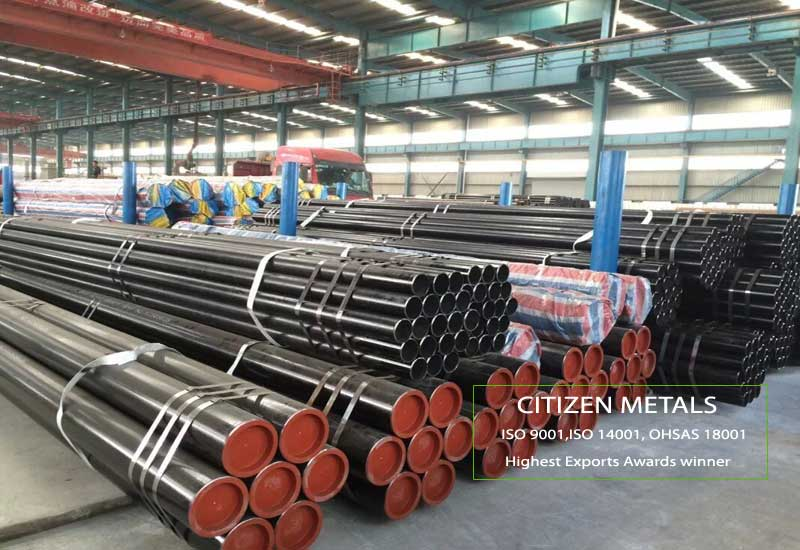 A53 GR.B carbon steel Pipe, Tube