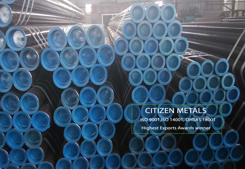 ASTM A795 Hot Dipped Zinc-Coated Welded Steel Pipe