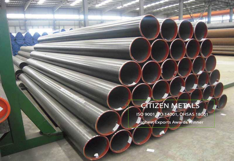 BS 1387 ERW Welded Carbon Pipe