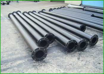 Ductile Iron Spun Pipe Packaging