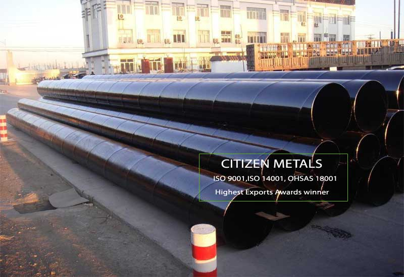 EN10217 Welded ERW Pipe