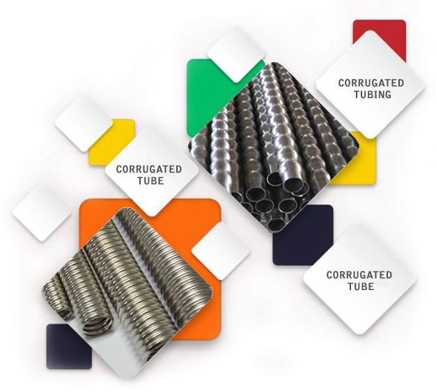Stainless Steel 310/310S Corrugated Tube Suppliers in Saudi