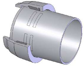 Citizen Metals D.I. Pipes and Fittings are available with following types of jointing systems