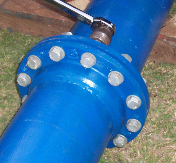 Ductile Iron Pipe (DI Pipe) Flanged Joints