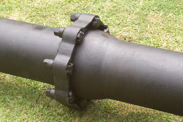 Ductile Iron Pipe (DI Pipe) Restrained Joint Push-on Type for Buried Pipes