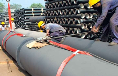 Ductile Iron Pipe (DI Pipe) Rubber Gasket