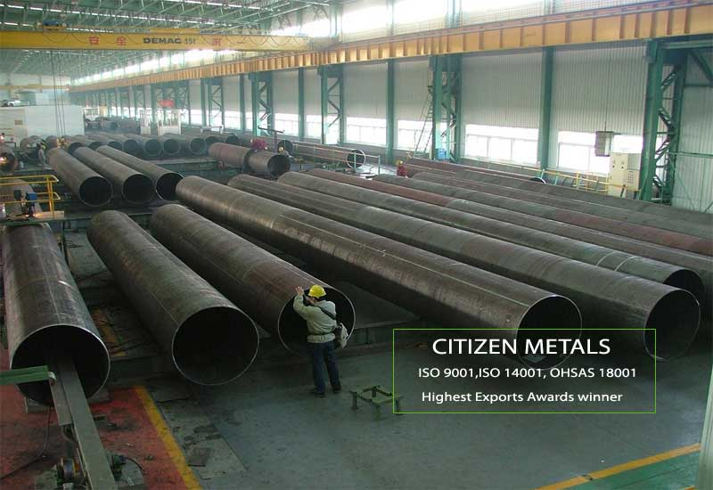 ASTM A135 ERW Pipes (Electric Resistance Welded Pipes)