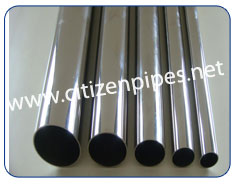 321 Inner/Outside Polished Stainless Steel Seamless Pipe
