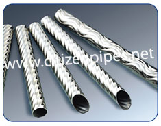 321 Stainless Steel Seamless Ornamental Tubes