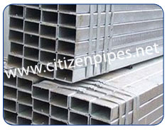 321 Stainless Steel Seamless Rectangular Pipe
