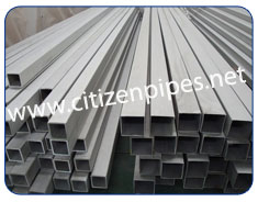 316L Stainless Steel Seamless Square Pipe
