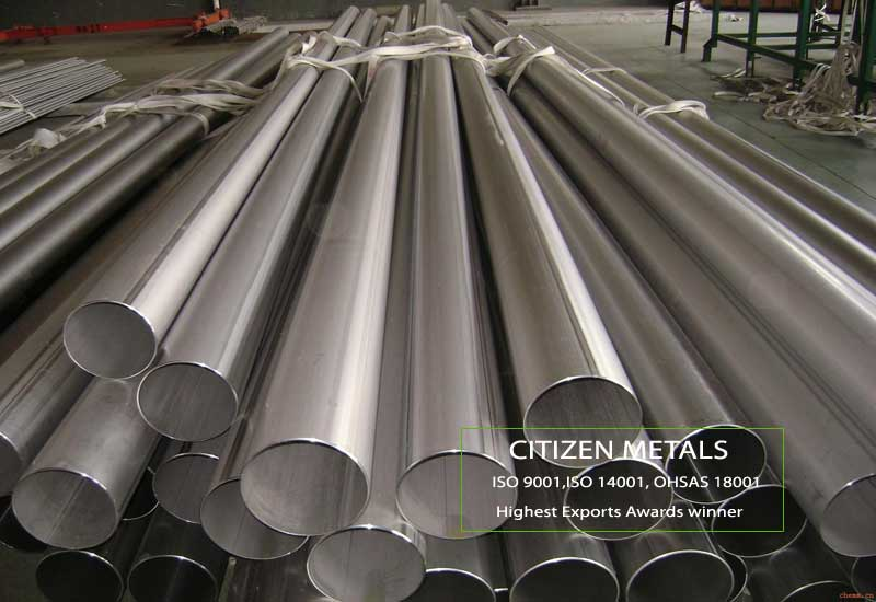 ASTM B 358 Incoloy 800HT Welded Pipe