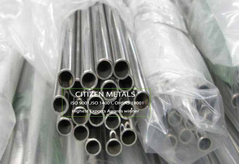 ASTM B 407 Incoloy 800 Seamless Pipe