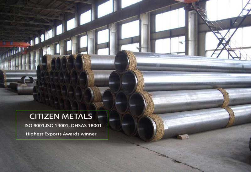 ASTM B 704 / 751 Inconel 625 Welded Pipe