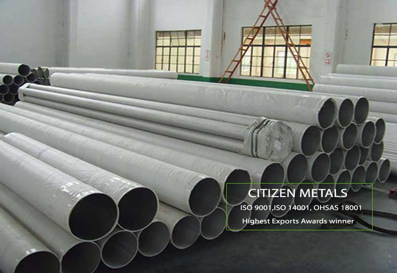 ASTM B 704 Incoloy 825 Welded Pipe