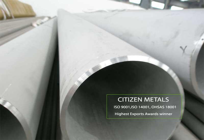 Large Diameter Stainless Steel Pipe JIS G3468, CNS 13517