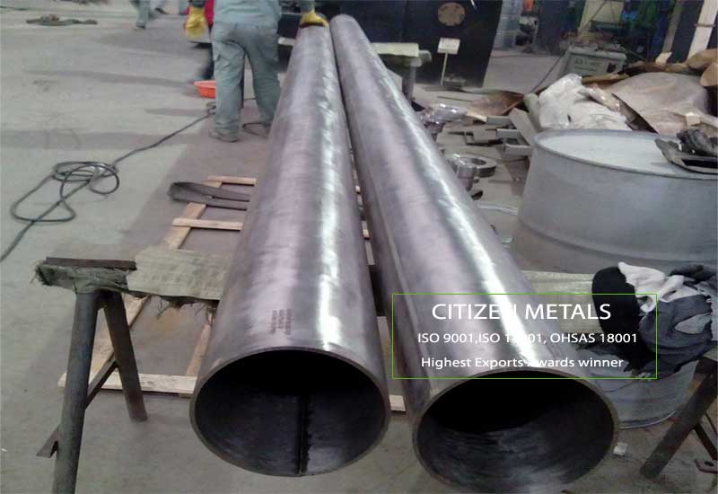 Monel Tube Grade 400 and Grade K500