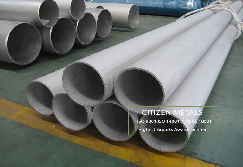 ASTM B 725 Nickel 201 Welded Pipe