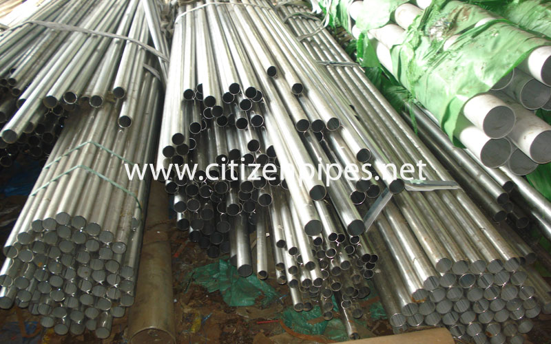 ASTM A789 Super Duplex Steel SAF 2507 Tube ready for shipping to UAE