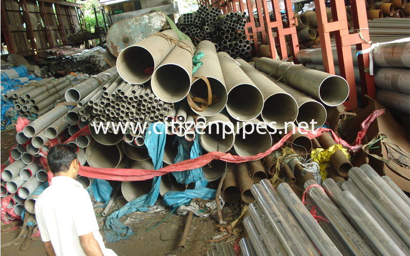 ASTM A789 Super Duplex Steel UNS S32760 Tube ready for shipping to Singapore