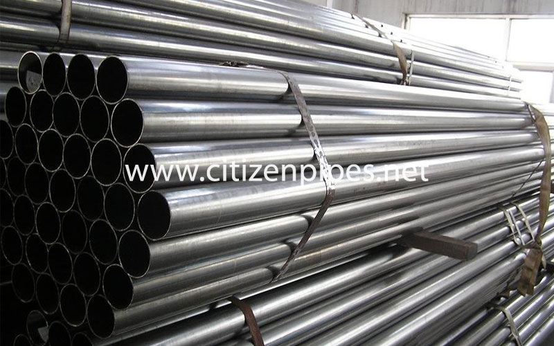 ASTM A789 Super Duplex Steel UNS S32950 Tube ready for shipping to UAE