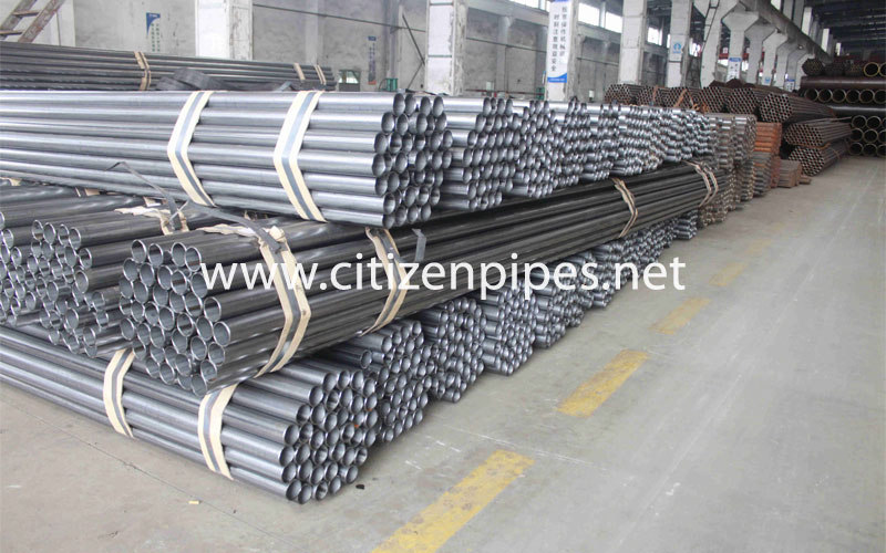ASTM A789 Super Duplex Steel ZERON 100 Tube ready for shipping to UAE