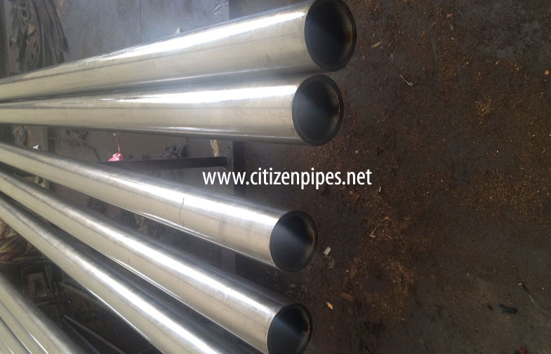 ASTM A790 Duplex Steel UNS S31803 Pipe ready for shipping to Malaysia