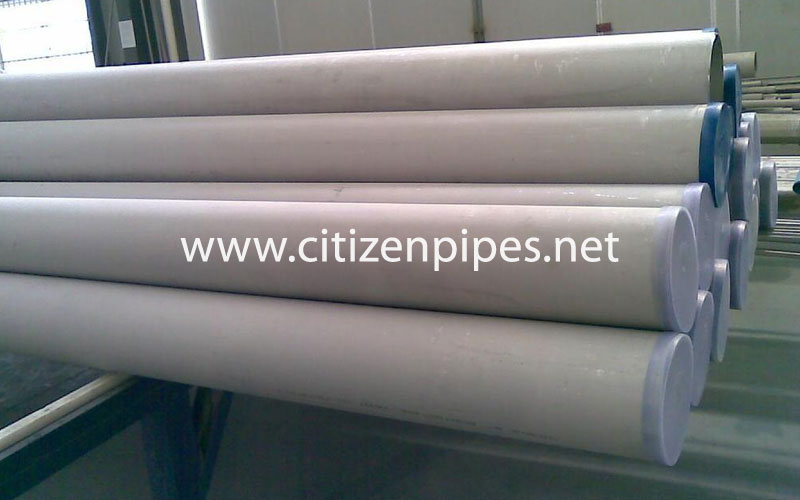 ASTM A790 Super Duplex Steel SAF 2507 Pipe ready for shipping to UAE