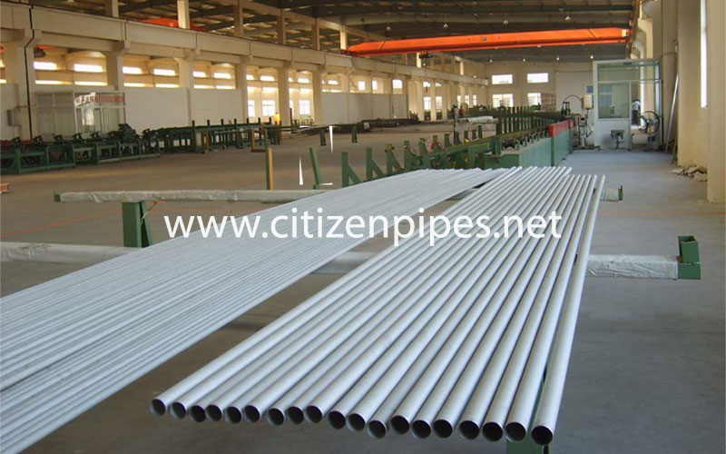 ASTM A790 Super Duplex Steel UNS S32750 Pipe ready for shipping to Singapore
