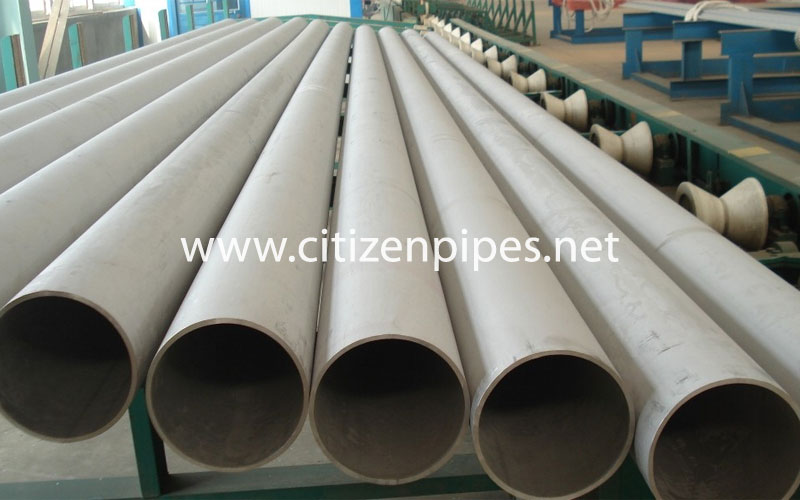 ASTM A790 Super Duplex Steel UNS S32760 Pipe ready for shipping to Singapore