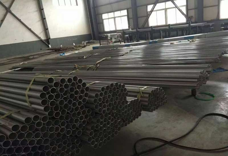 304L Welded Pipe