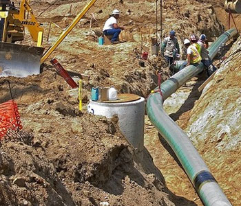 Singapore Drink Water Pipeline Projects