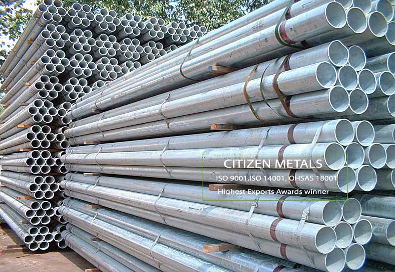 Galvanised Steel Pipe & Tube