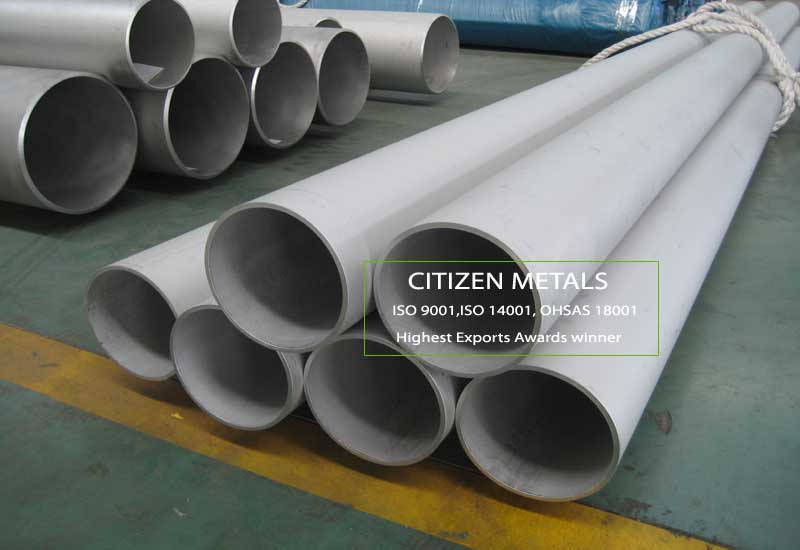 Duplex welded pipe