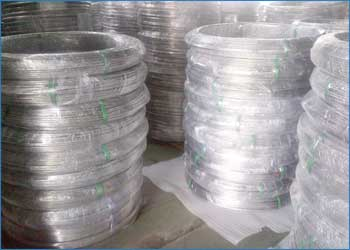 Stainless steel coiled tubing Packaging