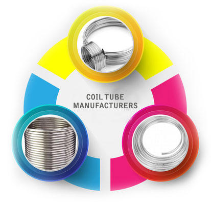 Stainless Steel 317L Coil Tube Suppliers in UAE/Oman, SS Seamless