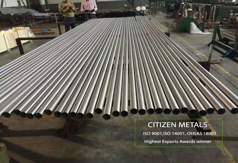 ASTM A249 Stainless Steel Tubes