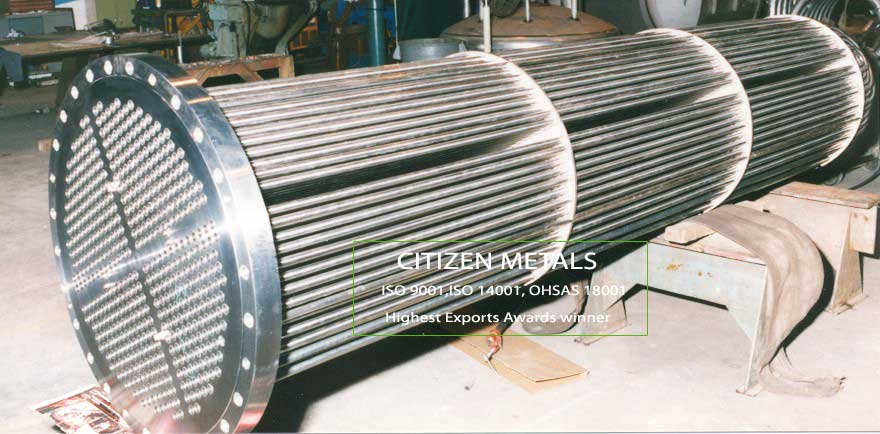 Buy Heat Exchanger Tubes Manufacturer Of Heat Exchanger