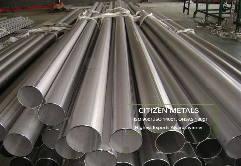 Seamless Stainless Steel Tubes Manufacturers in India