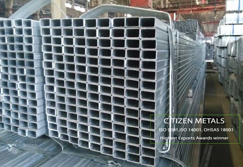 Stainless Steel Rectangular Tubing Manufacturers in India|SS