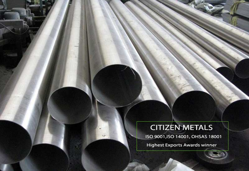 Stainless steel seamless pipe manufacturers in india