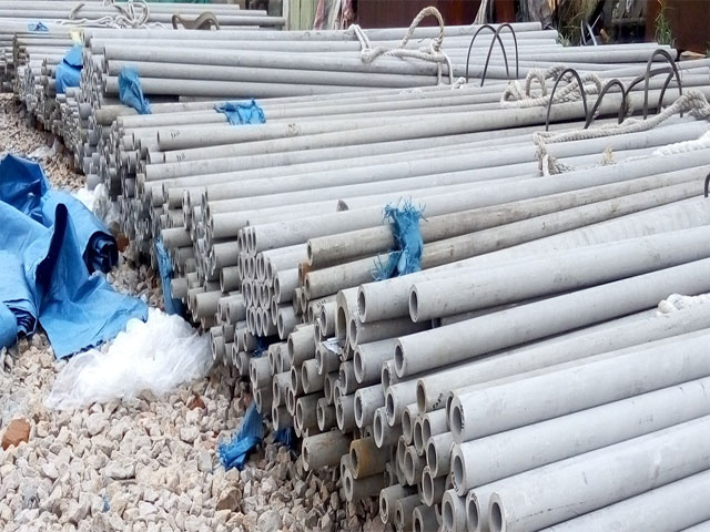 304 Stainless Steel Pipe Manufacturers Suppliers in India
