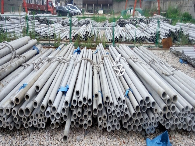 Super Duplex Steel UNS S32750 Pipe Manufacturers Suppliers in India